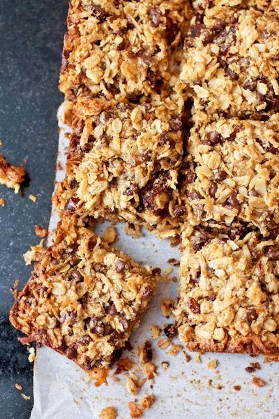 photo and food: barrette di cereali homemade