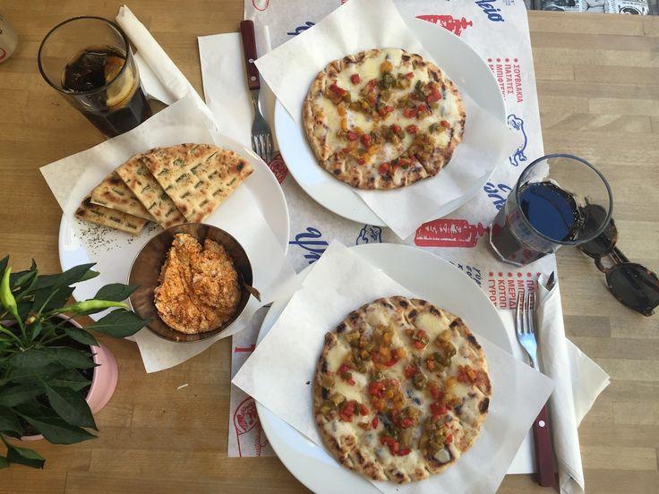 Kulinarische Highlights in Athen - Drinks Athens - Athen - Restaurants und Bars in Athen - Quick Pita Athen - A for Athens - Rooftop Bar Athen - Akropolis - Klapsidra Café Athen