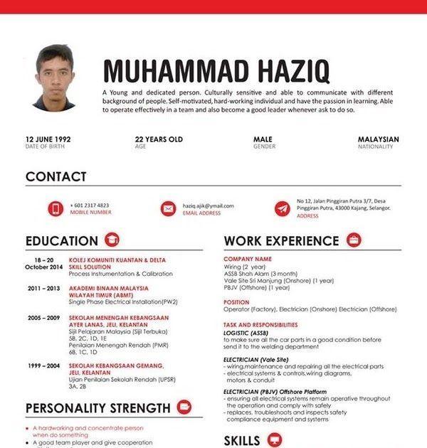 Contoh Email Resume Bahasa Malaysia Contoh Email Resume Bahasa Inggris Contoh Email Resume Bahasa Arab Contoh Email Res Best Resume Template Resume Tips Resume