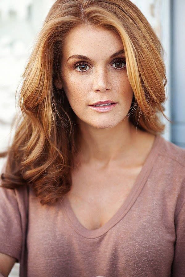 Present day pic of Jessica Bowman, who played Colleen Cooper - Cook (Colleen #2)