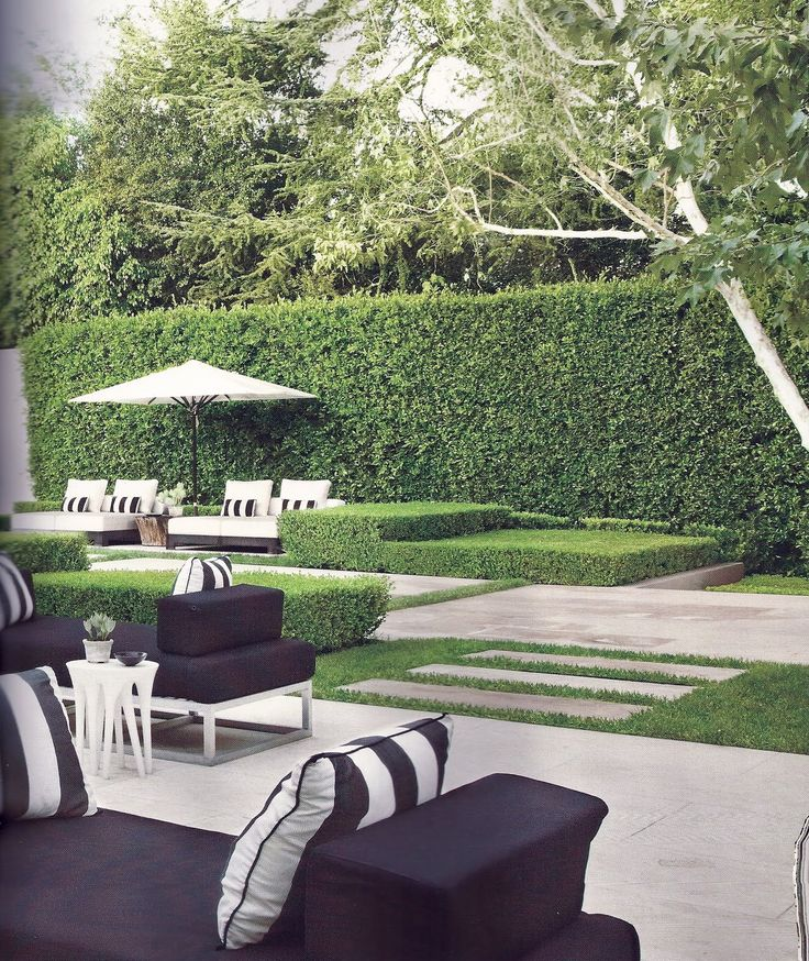 Interior designer Richard Hallberg designed this beautiful Los Angela Home for Marc and Jane Nathanson. The plan in the beginning was to bu...