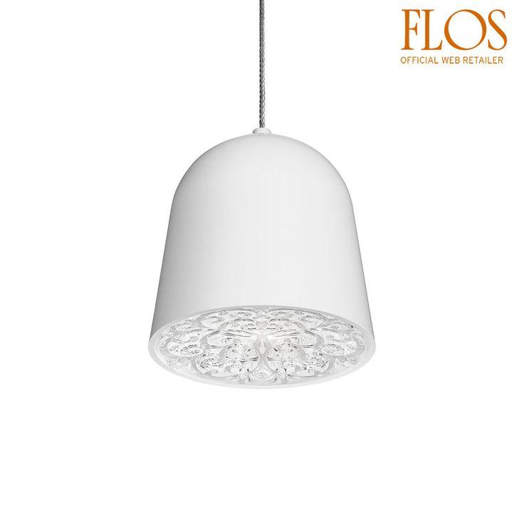 Flos - Mini Can Can Lampada a sospensione a luce diffusa. Campana e ...