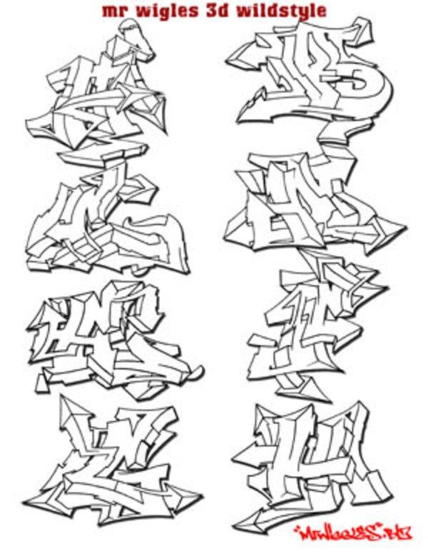 Image result for graffiti wildstyle ideas