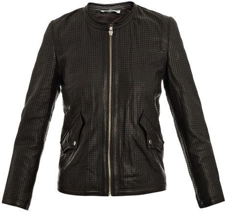 Calvin Leather Jacket