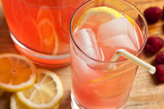 Pink Lemonade #CHOWBBQ