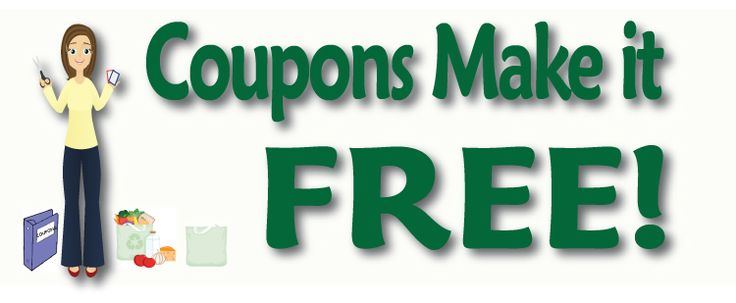 Coupons Make it Free!