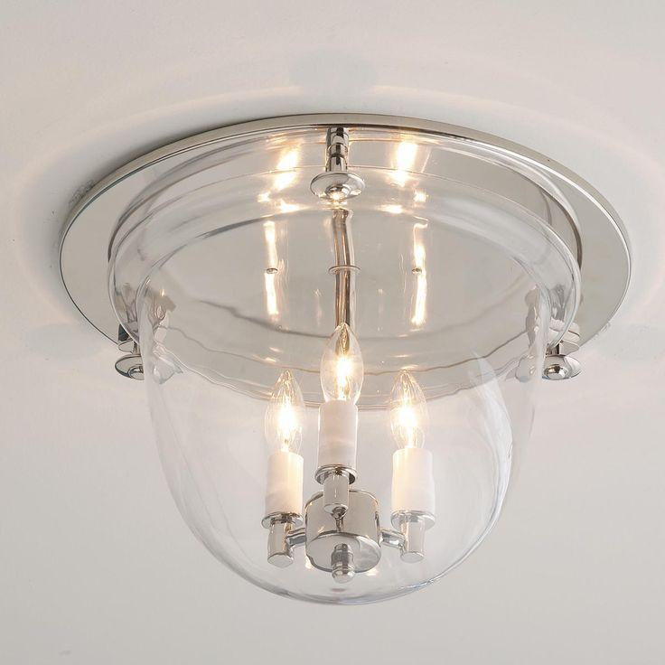Kitchen Lighting For Low Ceilings: Flush Mount Ceiling, Le'veon