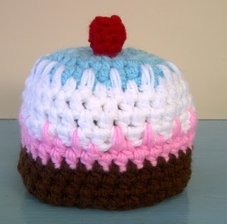 Baby Cupcake hat