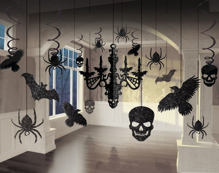 36 best Halloween Deko images on Pinterest Halloween parties - piratenparty deko kaufen