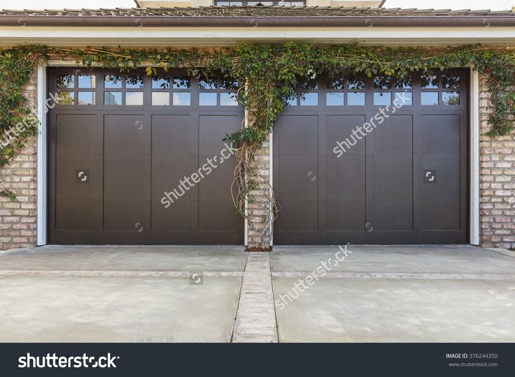Brown Garage Doors With Windows 93 best garage door images on pinterest | garage doors, door