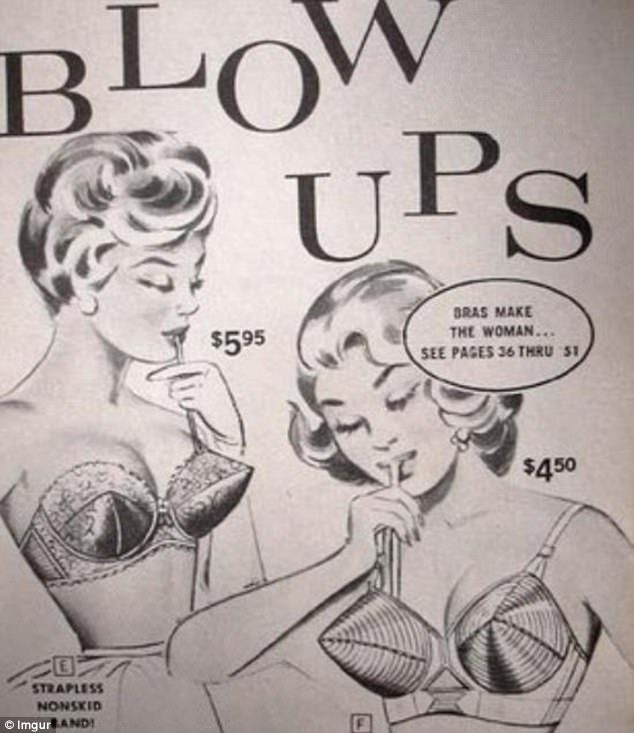 Bizarre vintage adverts from decades past   Funny vintage ads, Vintage ads,  Retro ads
