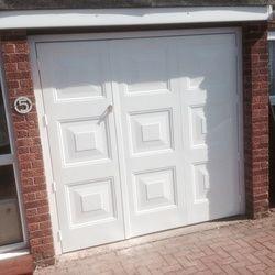 Best 25 Side Hinged Garage Doors Ideas On Pinterest