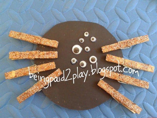 Being Paid 2 Play: Glitter Tarantula