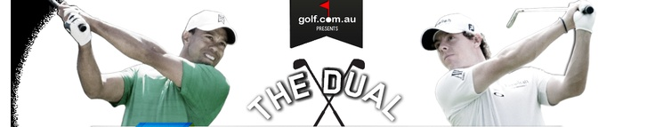 Get your tickets now to see Tiger Woods and Rory McIlroy play live from China on October 29th at www.golf.com.au.