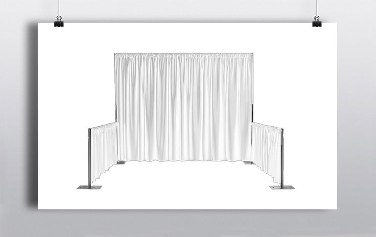 Pipe & Drape is a very simple & inexpensive way to transform a venue. It can also serve the purpose of hiding unsightly fixtures & fitting or creating temporary room dividers. Here at Prophouse we stock a variety of coloured pipe & drape systems including white, black, red, blue & checkered. http://www.prophouse.ie/portfolio/pipe-drape-_-white/