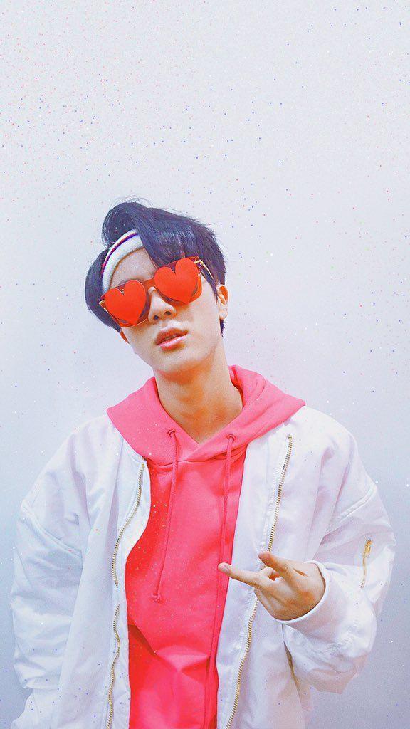 BTS || JIN || @BTSorbit