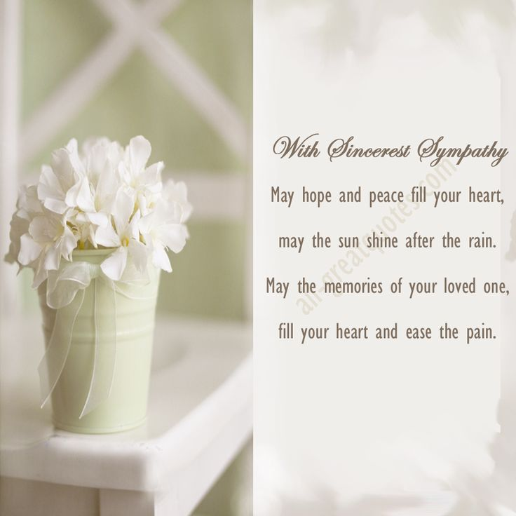 Deepest Sympathy Quotes Loved Ones. QuotesGram