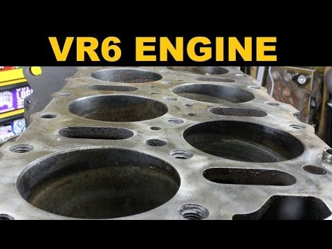 The VR6 Explained - with Engineering Explained | Humble Mechanic