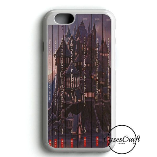 Harry Potter Book Collection iPhone 6/6S Case | casescraft
