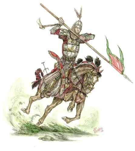 Kyrgyz Cavalryman