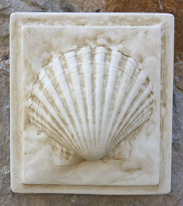 clam shell wall tile garden wall plaques online sea shell wall plaques buy uk