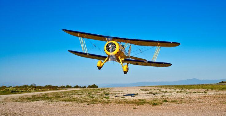 The waco ymf 5d biplane for Window world waco