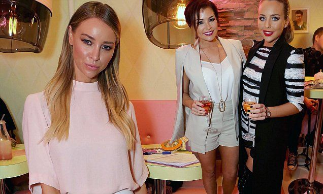 Lauren Pope joins Jessica Wright & Lydia Bright at pop-up launch