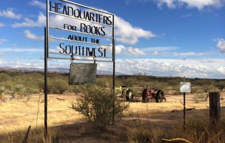 βιβλιοπωλεία Singing Wind Bookstore, Αριζόνα
