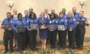 Federal Employee of the Year Organizational Partnership Award Goes To TSA MIA team  Read More: http://1.usa.gov/1UhWTiw