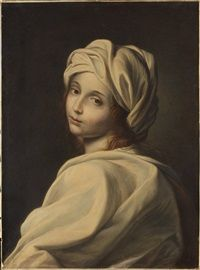 Portrait of a Girl by Cesari Marianneci