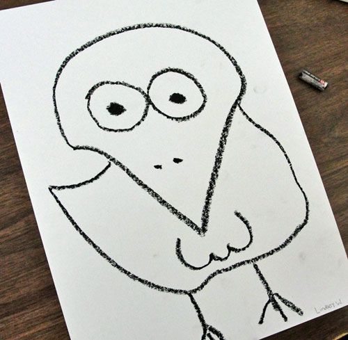 James Rizzi Bird Art Lesson.  Can't wait to see how it goes.