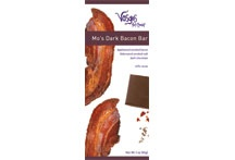 Vosges bacon chocolate bar... yum