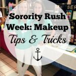 Sorority Rush Week: Makeup Tips & Tricks