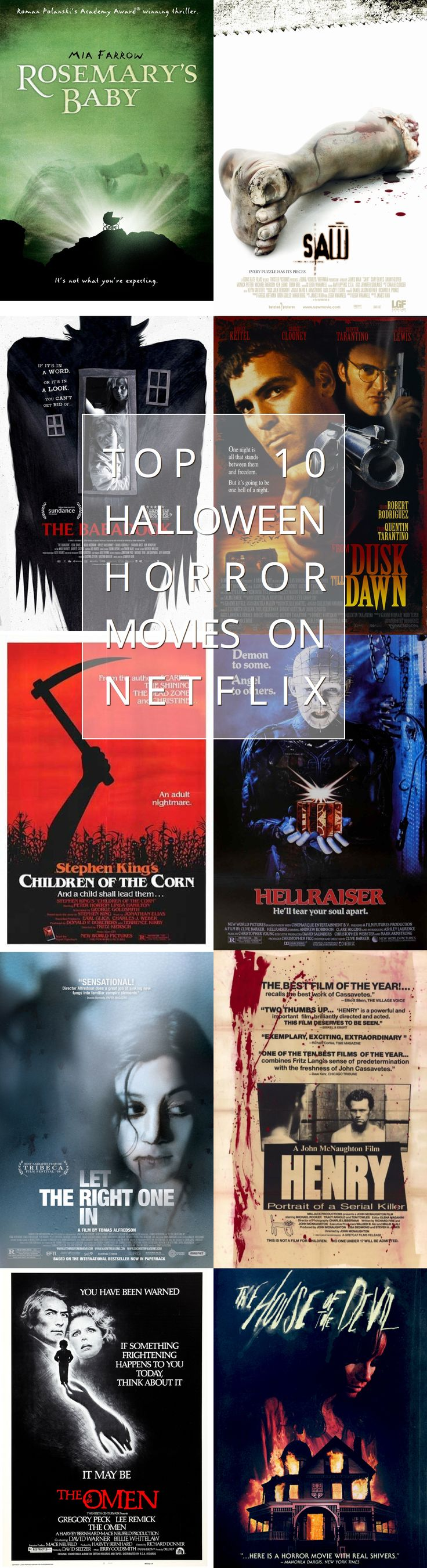 best scary movies on netflix right now reddit