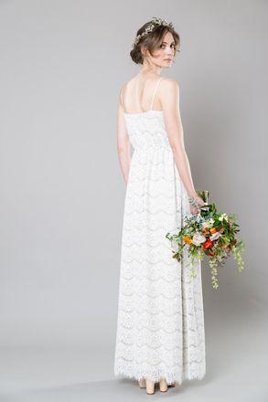 EVA bridesmaids dress by Sally Eagle Bridal #eva #fulllace #bridesmaidsdress #sallyeaglebridal #bridesmaids #wedding #bridal