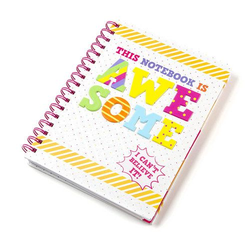 #Back2School notebooks never looked so awesome!