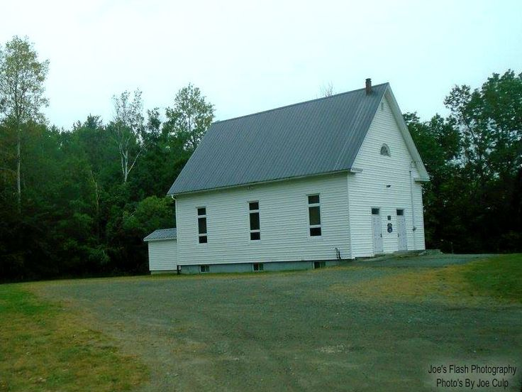 A Church taken between Nickawic and Woodstock. September 1st 2017