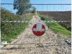Molise: #Strada #chiusa per #frana: in contrada Ponticelli la terra minaccia di scivolare ancora (link: http://ift.tt/2dsQ7ZZ )