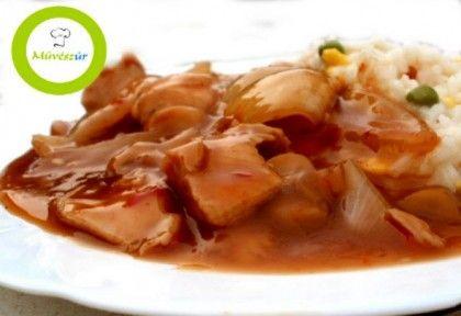 Gung Bao csirke | NOSALTY – receptek képekkel