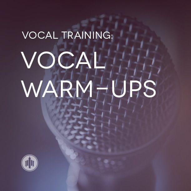 Vocal Training // Vocal Warm-Ups