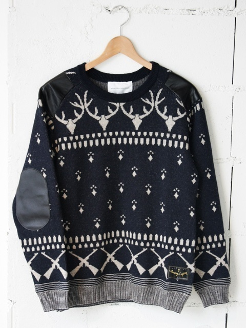 I love it! though it is questionable if anyone could wear this fine sweater and look amazing in it.... Im sure it can and has been done