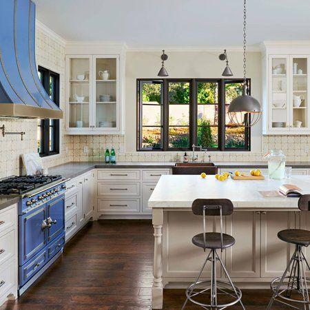Дизайн кухни 16 кв. м – 40 фото, 6 планировок и 8 реальных кухонь