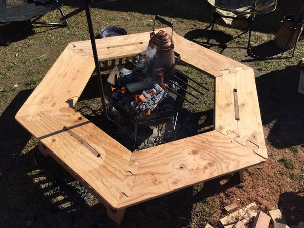 キャンプを趣味にしたらどうだろう:焚火デイキャンプ
