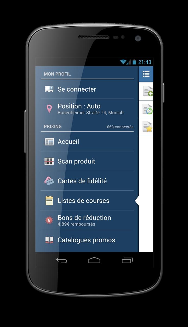 Android UI Patterns: Emerging UI Pattern - Side Navigation