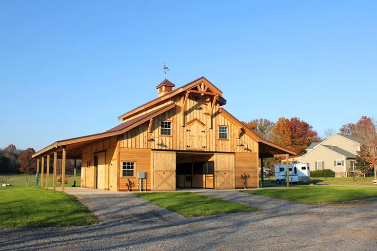 95 Best Images About Barn On Pinterest Pole Barn Designs