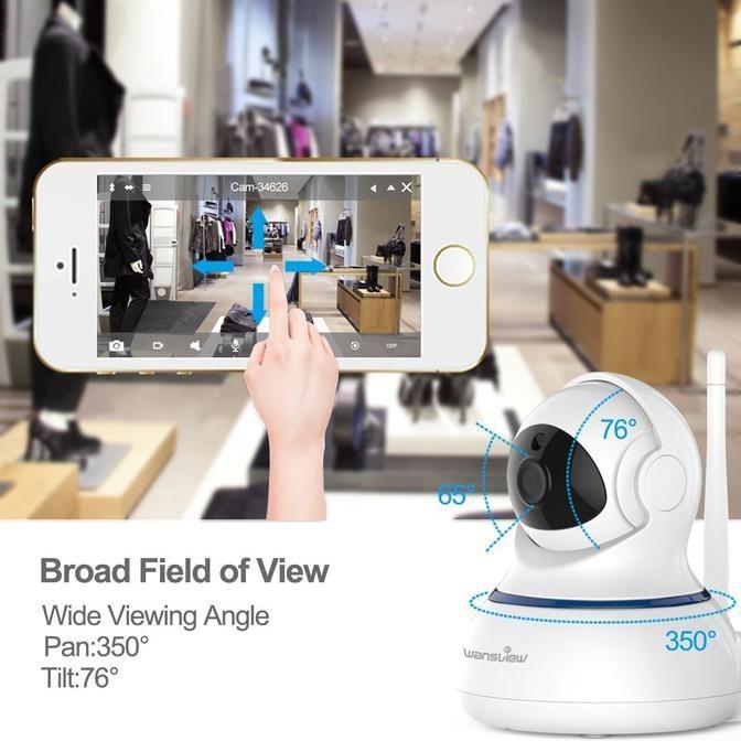 360 Ip Camera Surveillance Best Goodie Shopping