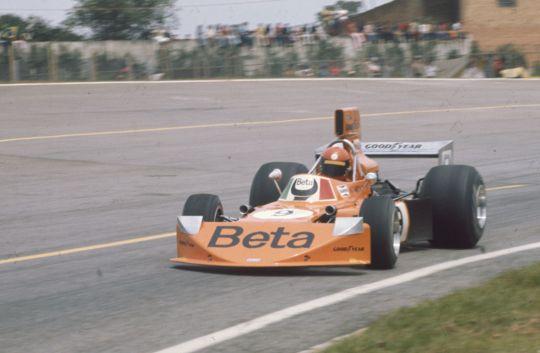Vittorio Brambilla March Brasil GP 1975