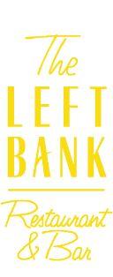 The Left Bank Restaurant & Bar 120 N George St York, PA 17401  717.843.8010 http://leftbankyork.com/