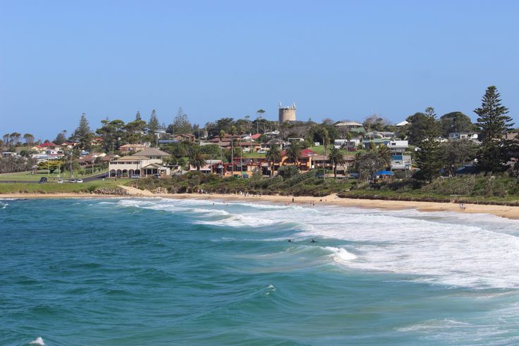 Horseshoe bay, Bermagui NSW