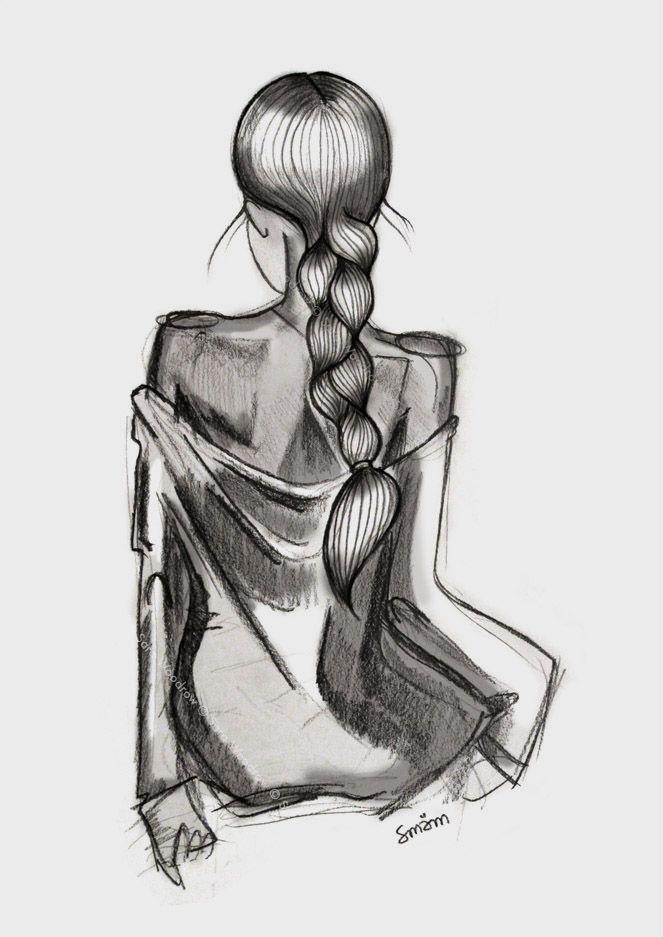 Bare shoulders. By Smäm.